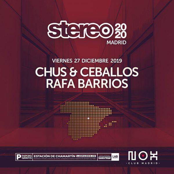 122719 STEREO 2020 NOX MADRID_bego
